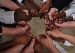 praying-group