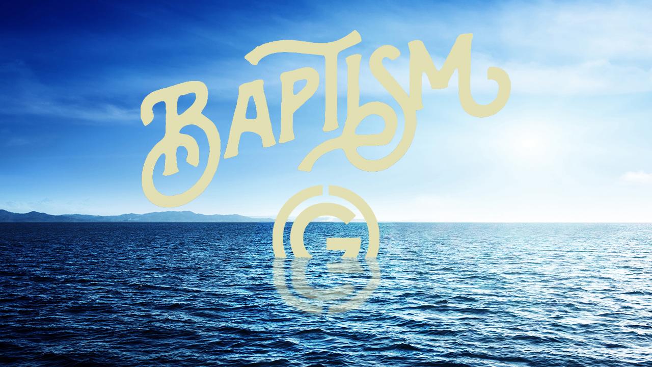 Baptism Sunday : April 18th