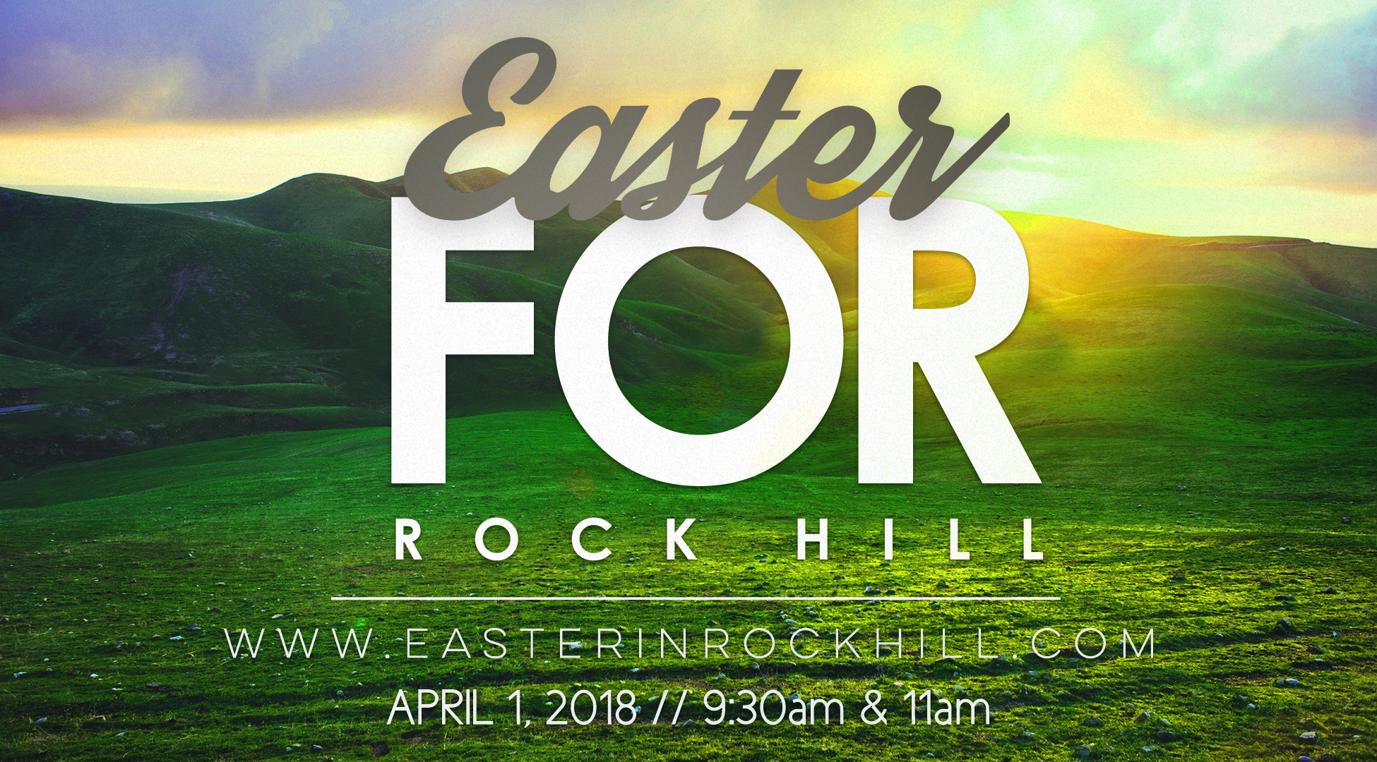 Easter FOR Rock Hill