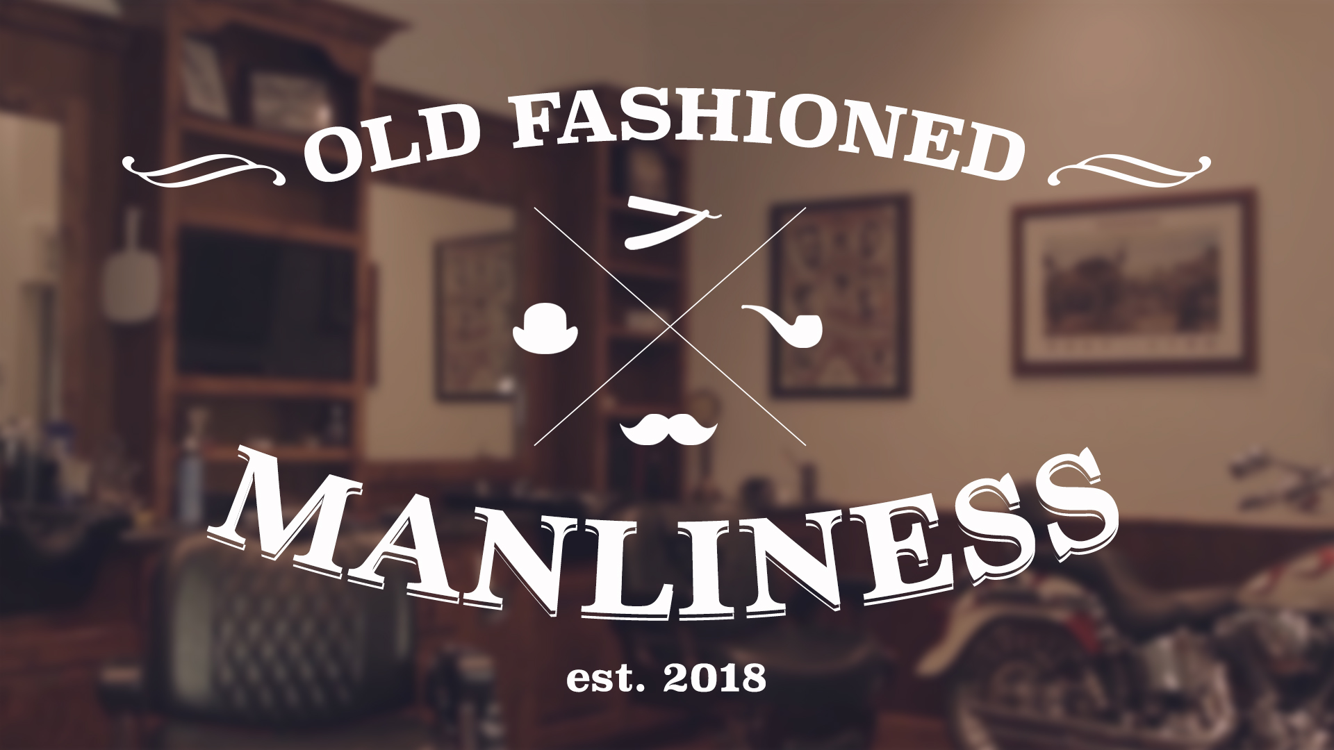 Current Series: Old Fashioned Manliness