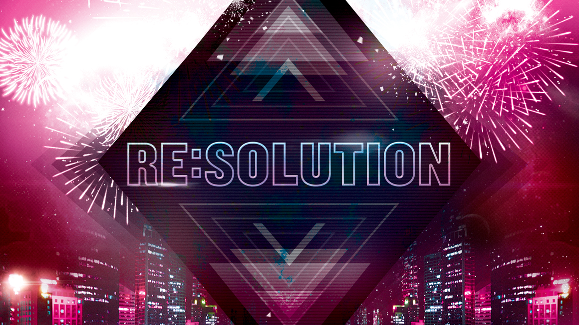 Current Series: RESOLUTION