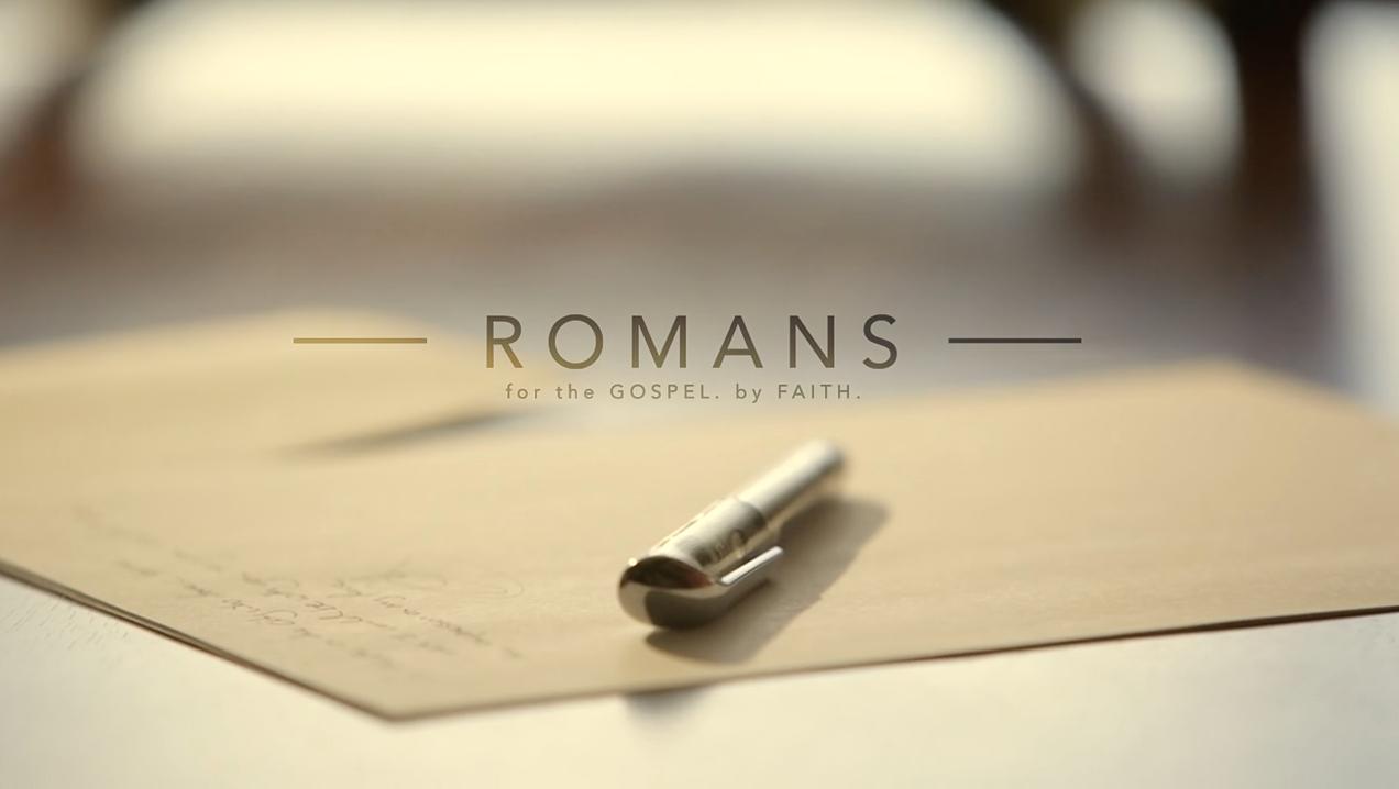 Current Series: Romans Part II