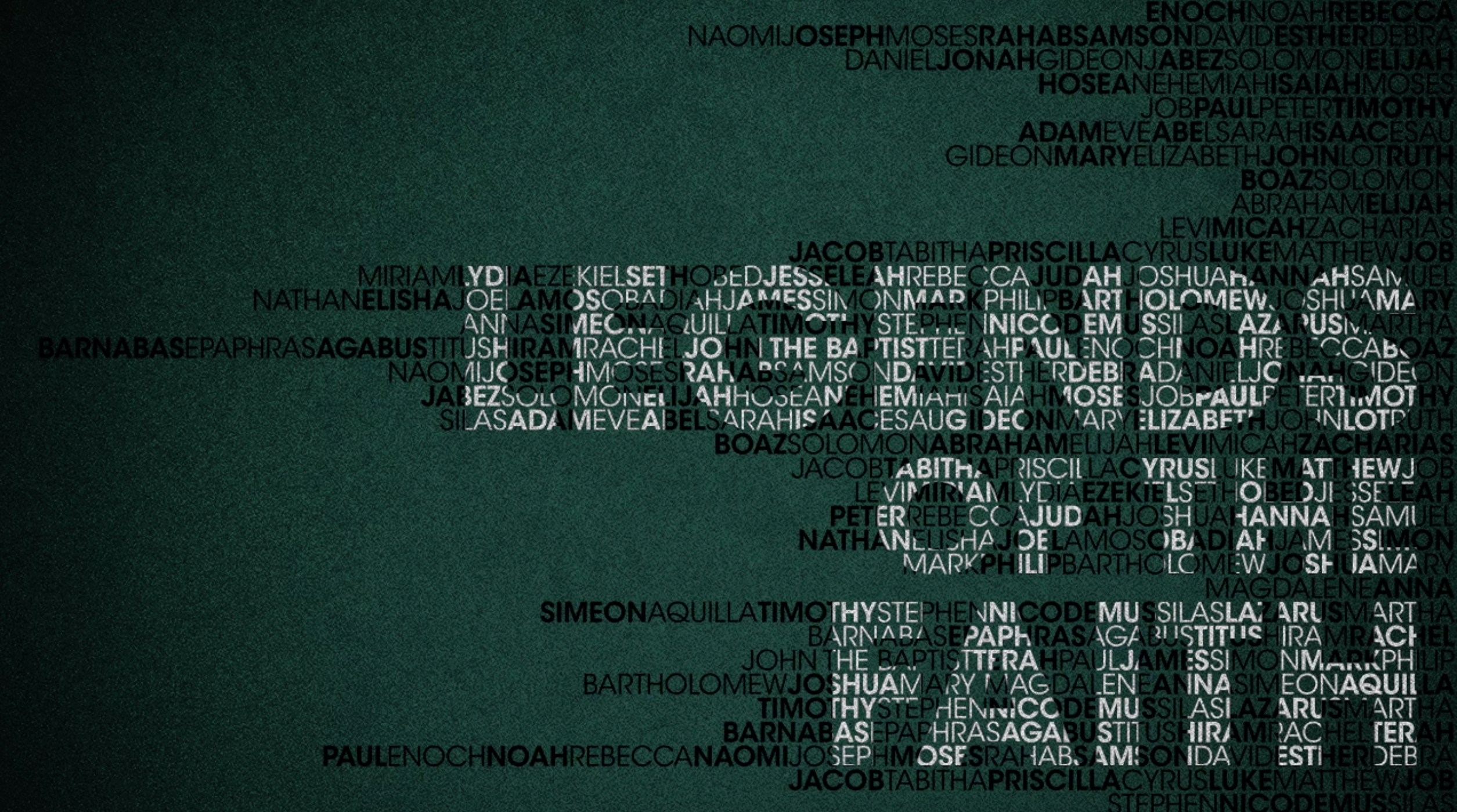 Current Series: Legends of the Faith