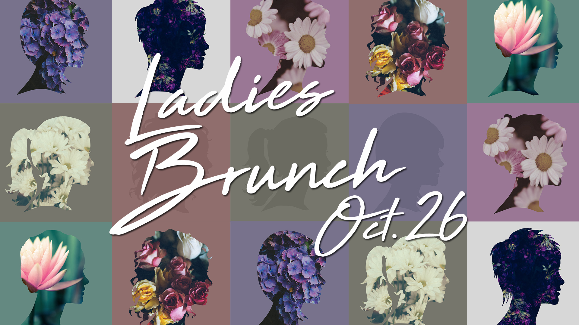 Ladies Brunch October 26