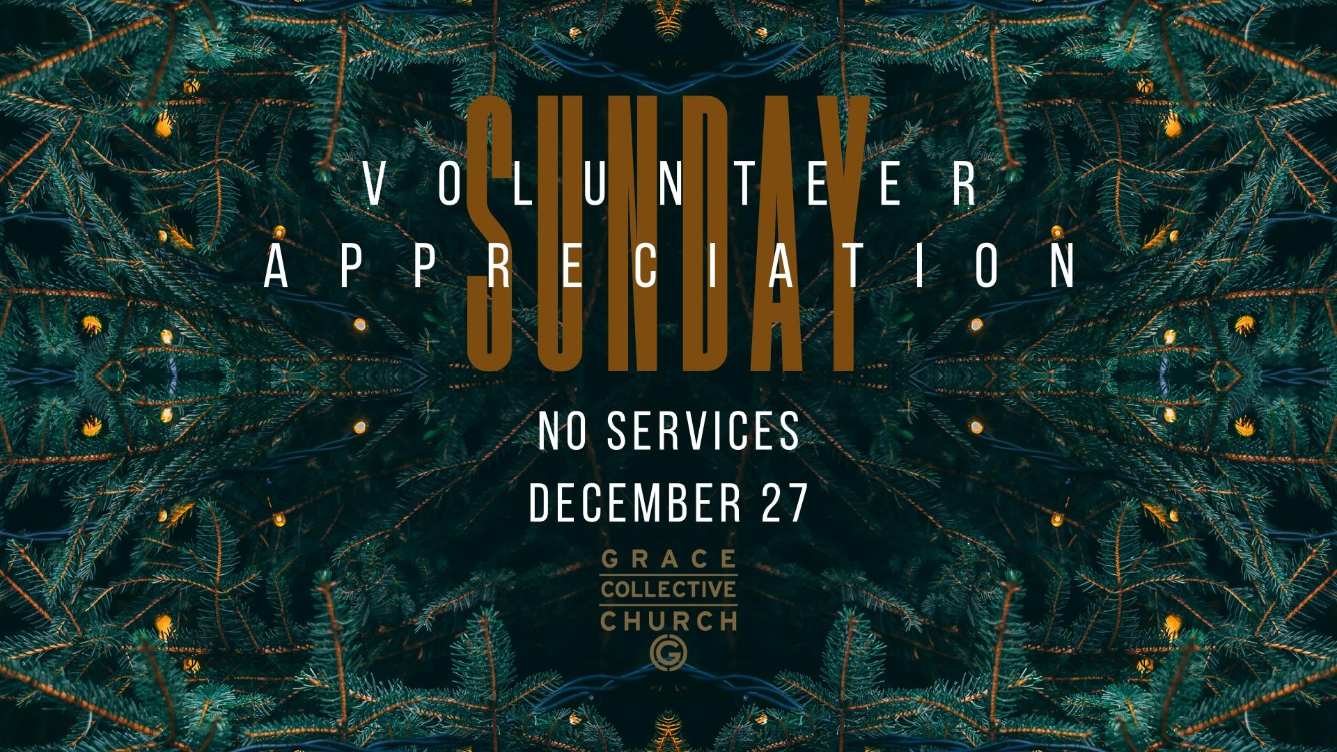 NO SERVICES December 27, 2020